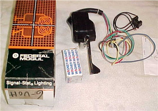 Signal Stat Turn Signal Switch Wiring Diagram Also Ford L9000 Wiring