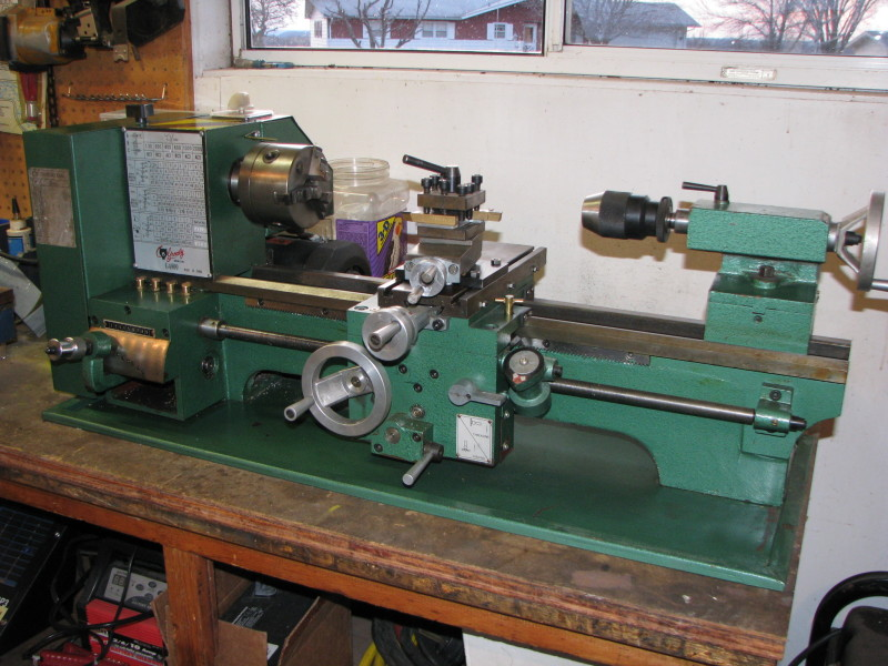 Grizzly Lathe Review
