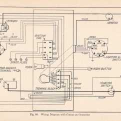 1924 Ford Model T Wiring Diagram Vw Golf Mk5 Tow Bar Forum Generator Charging