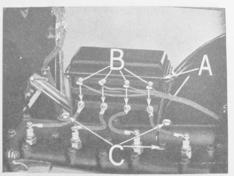 Model T Wiring Diagram Mtfca