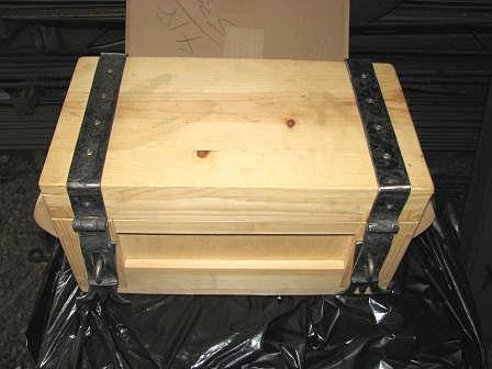 Wooden Box Hardware