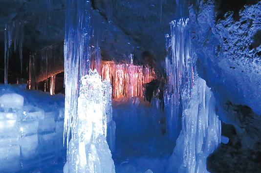 Fuji Fuaku Wind Cave · Narusawa Ice Cave