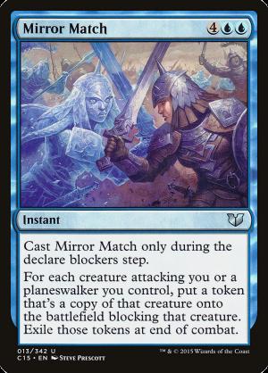 mirror match instant commander