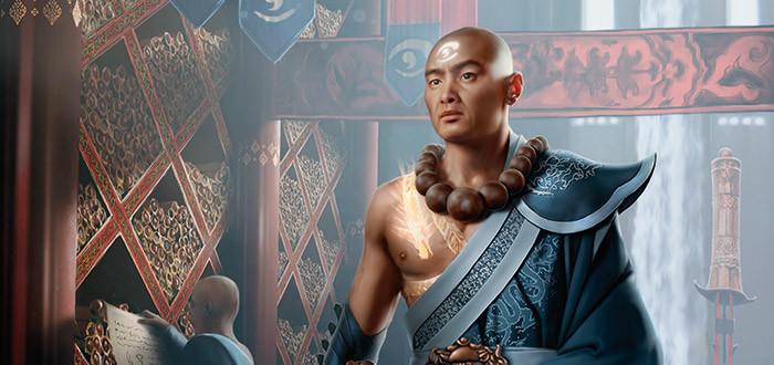 Shu Yun, el Sampaoli vestido de Jace.