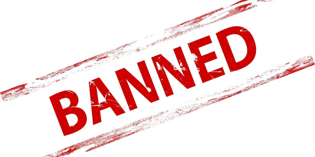 Baneos y restricciones de enero.