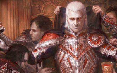 Ideas vampiras para el Torneo