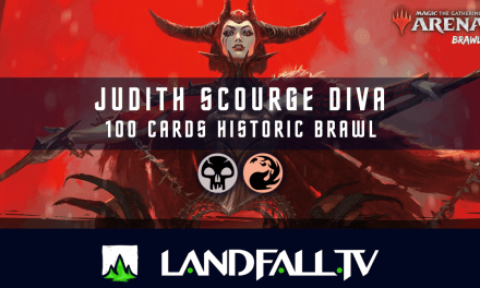 Judith Scourge Diva   100 Cards Historic Brawl