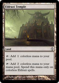 Eldrazi-Temple