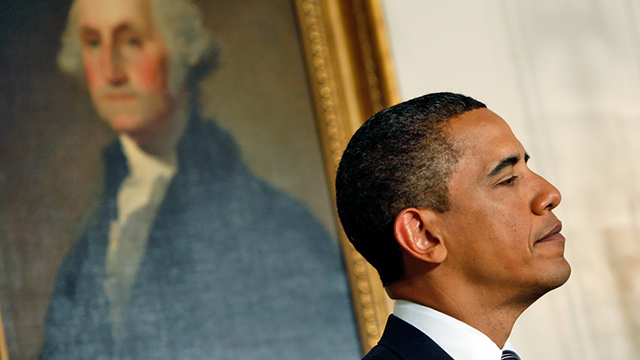 engaging with presidential portraits