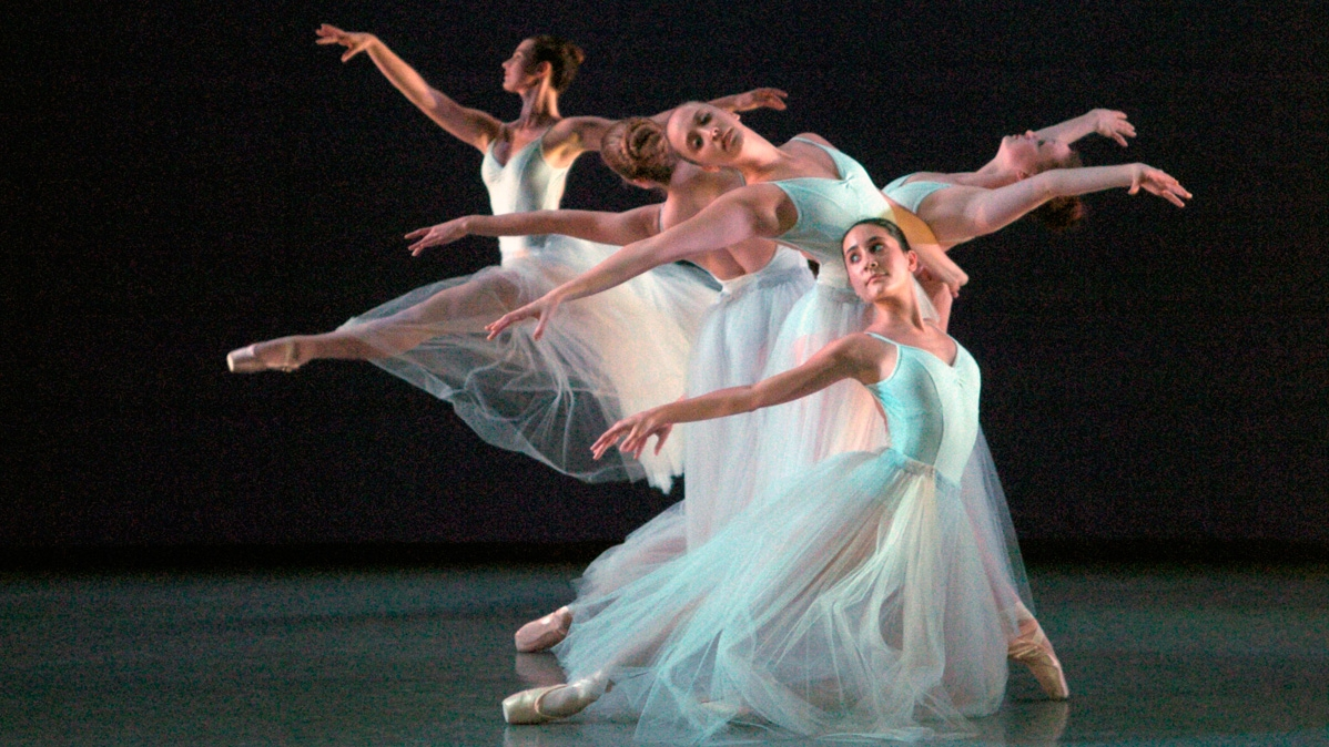 The Flachs bring classical ballet to MHC  Mount Holyoke College
