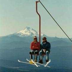 Old People Chair Lift Wedding Covers Kingston Mt Hood Summer Ski And Snowboard Camps Camp History Palmer Chairlift