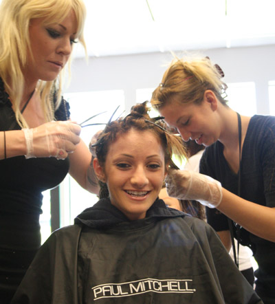 Skills Learned at Paul Mitchell the School at MTI