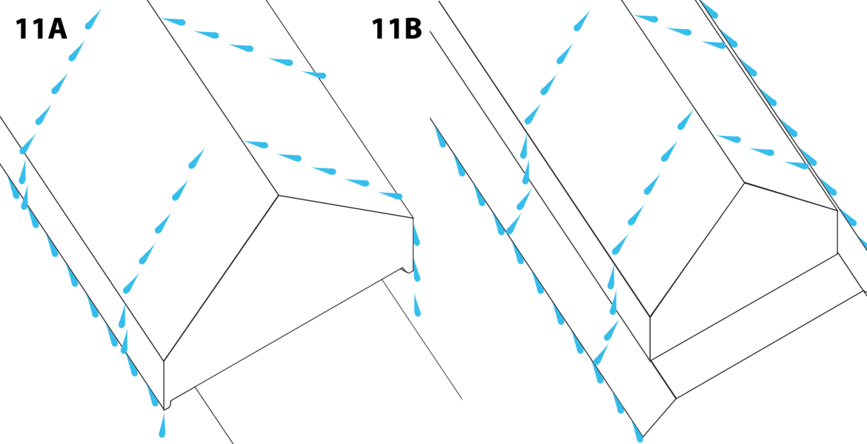 Drawings 11A & B