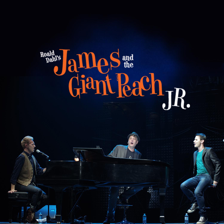 Roald Dahl S James And The Giant Peach Jr Now Available