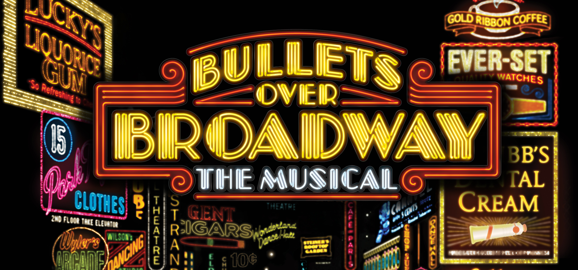 Bullets over Broadway The Musical  Music Theatre International