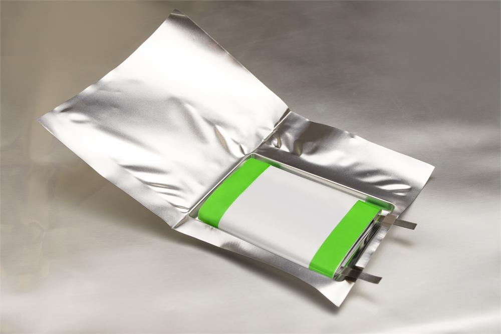 3mm Aluminum Tab as Positive Terminal for Polymer Liion