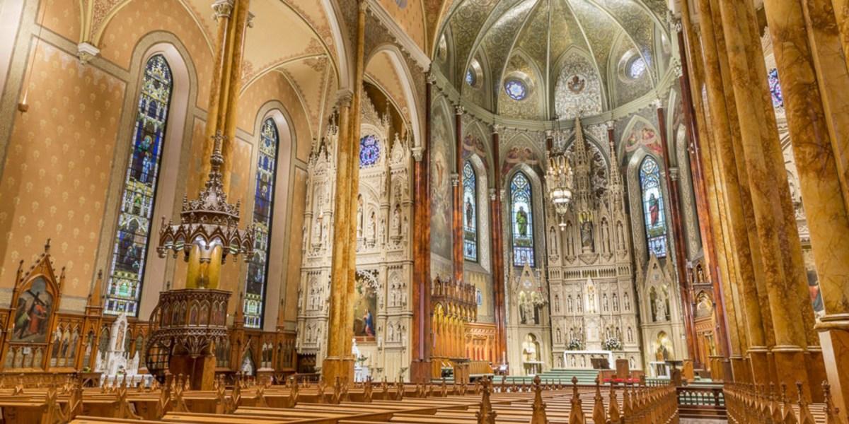 """Image result for basilica de san patricio montreal"""""""