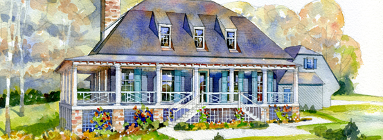 Mt Laurel Chosen For 2016 Southern Living Idea House