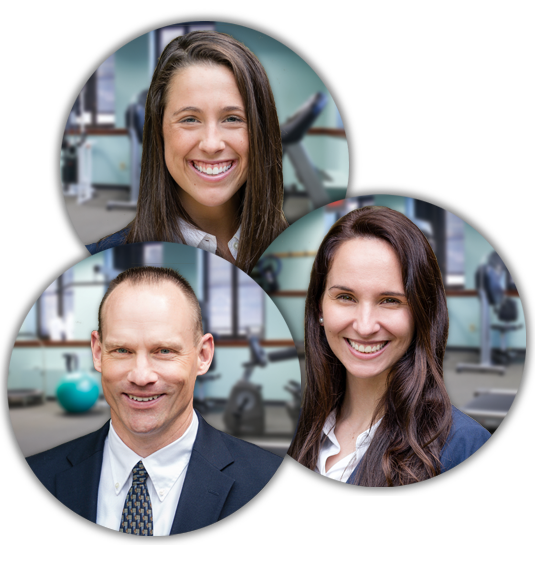 Meet the Physical Therapists