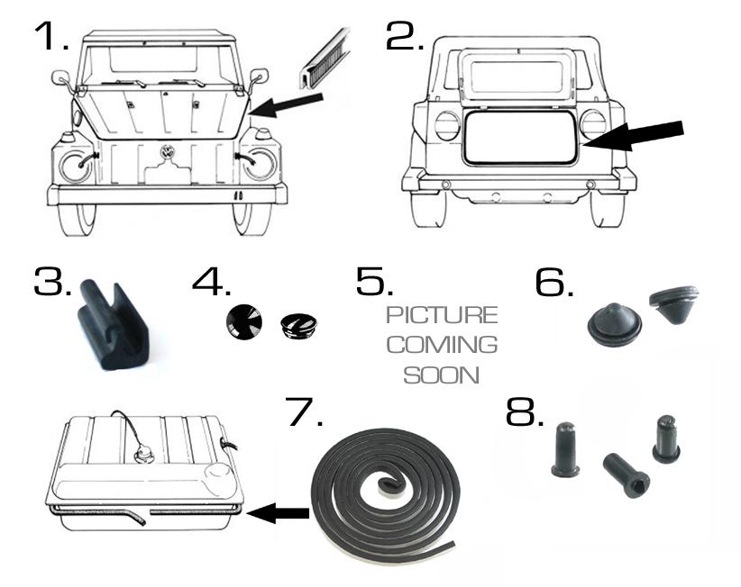 100+ 1974 Vw Beetle Parts Catalog