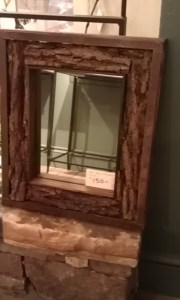 Rustic Styled Mirrors by Rick Hill