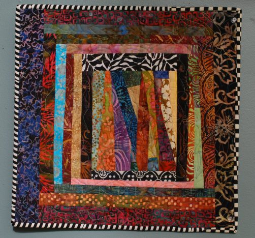 Decorating With Art Quilts