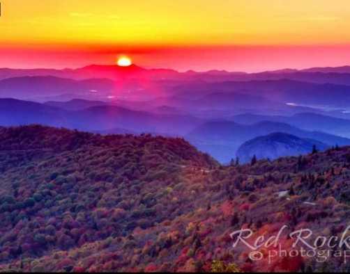 Landscape Photographer - Stacy Redmon