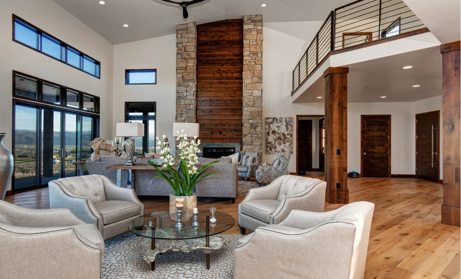 Contemporary Living Room Furniture Gallery 1 - Mountain ...