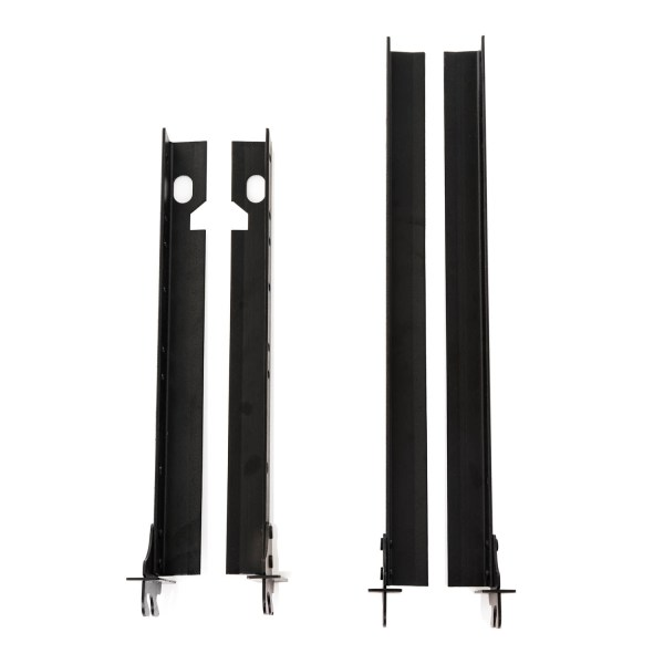 Structures Headboard Footboard Extension Bracket with Hooks