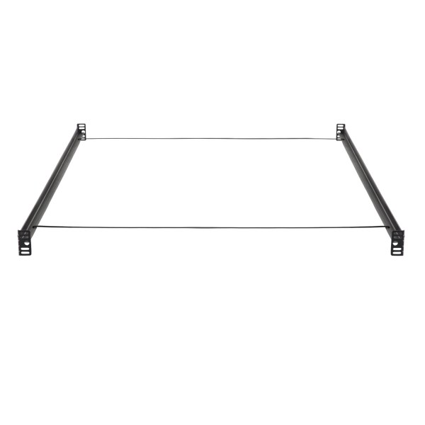 Structures Bolt-on bed rail system with wire support