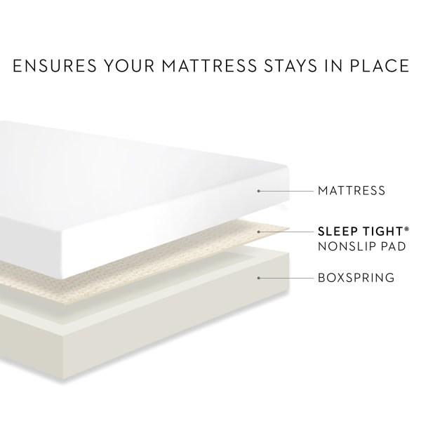 Sleep Tight Non-Slip Mattress Grip Pad