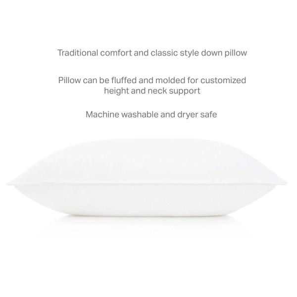 Weekender Down Blend Pillow, Standard