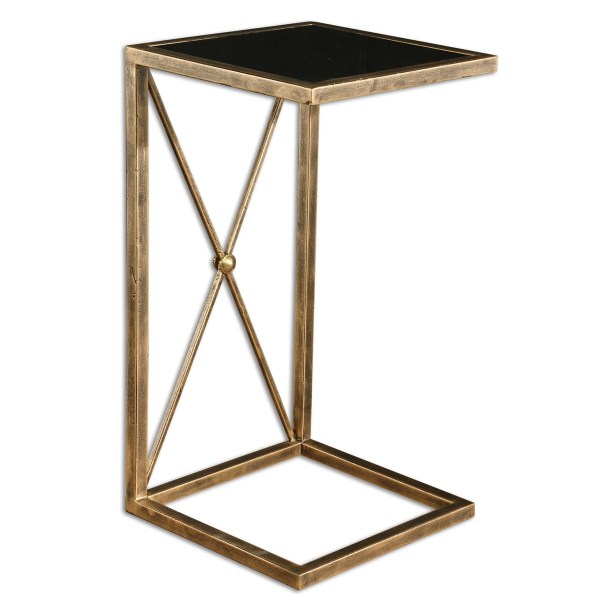 Uttermost zafina accent table