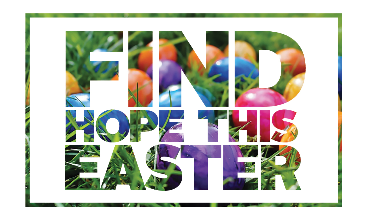 Find Hope This Easter