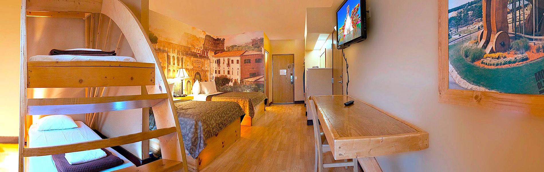 Mt Olympus Hotel Rome 2 Bedroom Unit Pictures