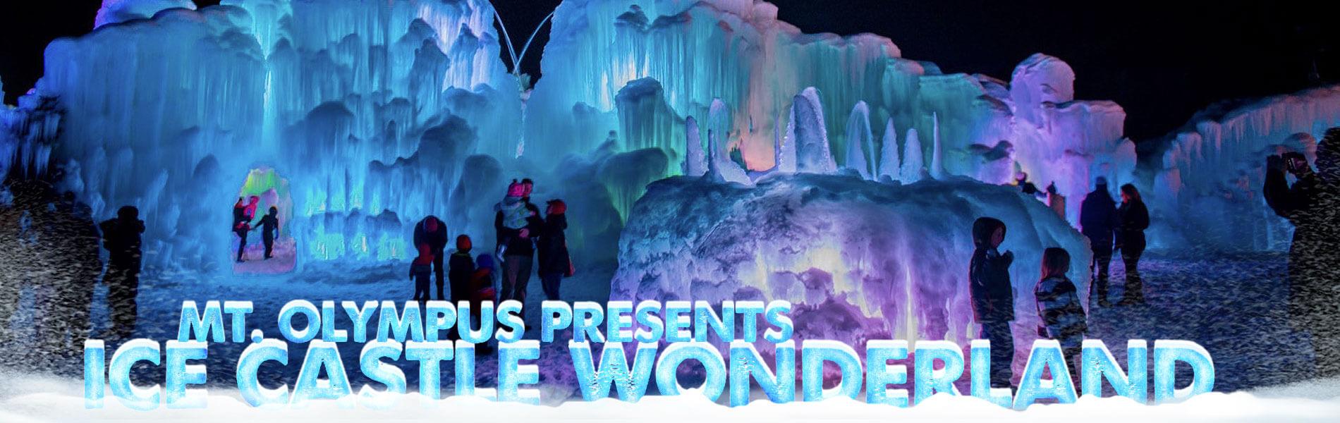 ice castles mt olympus
