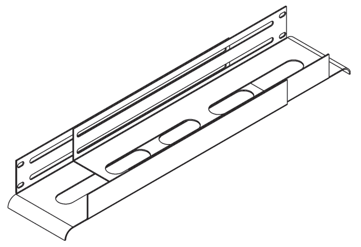 Cable Tray Rack Mount