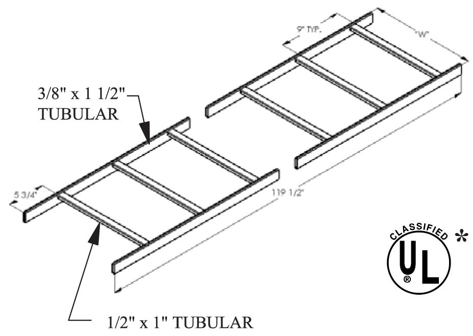 Standard Ladder Rack