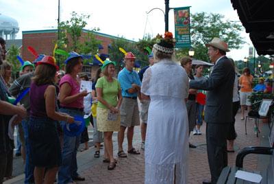 Stadmitte 2010 in Mount Prospect, IL