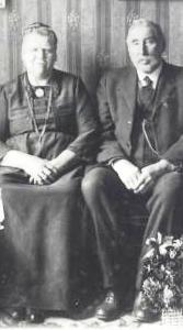 John Conrad and Emalie Moehling