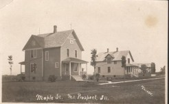 Home of Dietrich and Lena Friedrichs, 1913