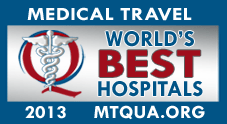 Medical Travel Quality Alliance Top 10 Worlds Best Hospitals for Medical Tourists 2013