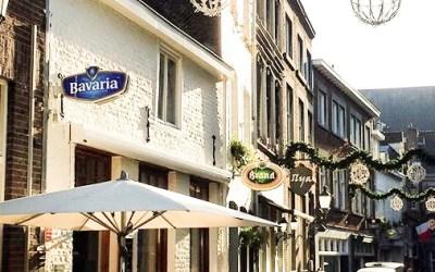 On the street… Koestraat, Maastricht