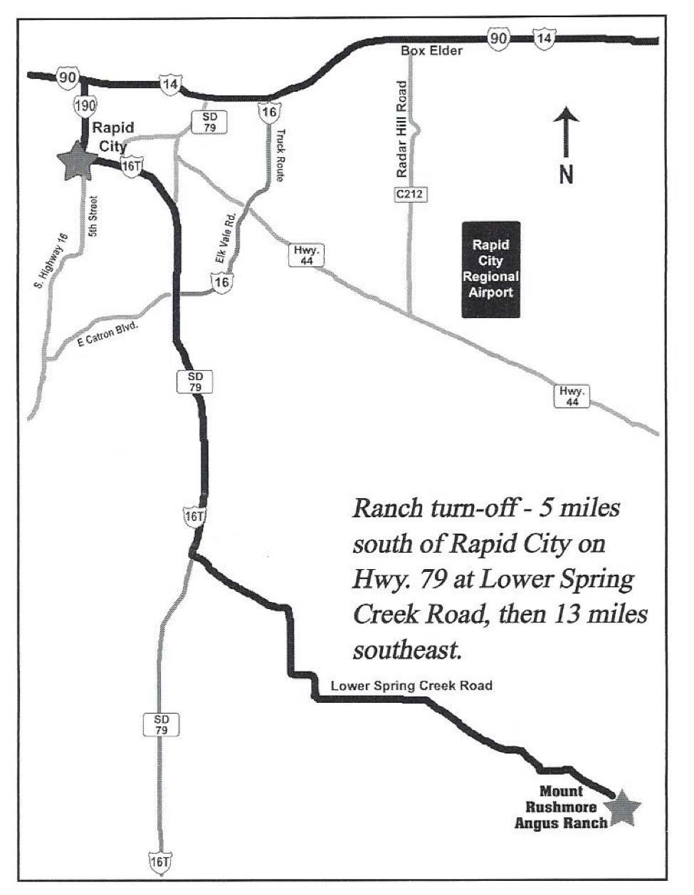 Mt. Rushmore Angus Ranch