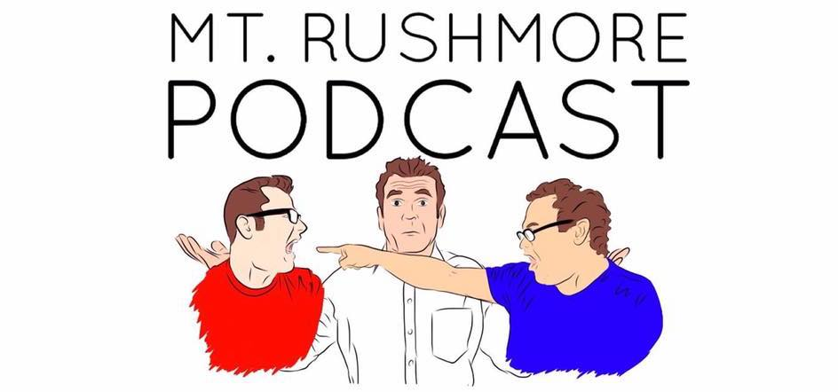 Episode 44 – Mt. Rushmore of the Mt. Rushmore Podcast's Season One Mt. Rushmores
