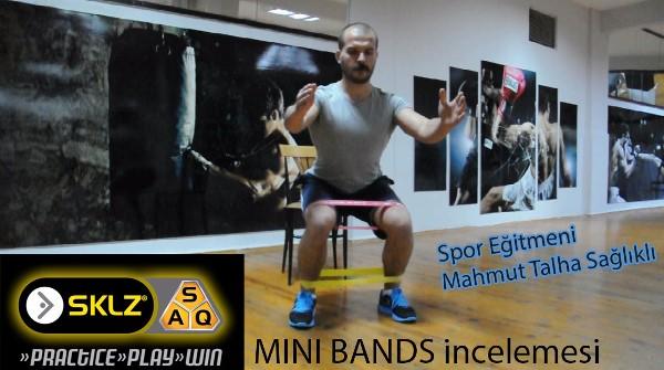 SKLZ Mini Bands Spor Malzemesi