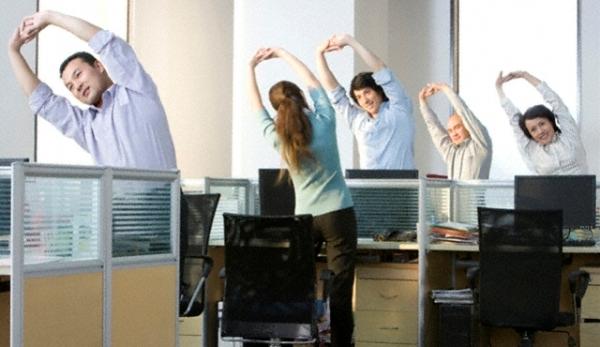 Ofis Egzersizleri