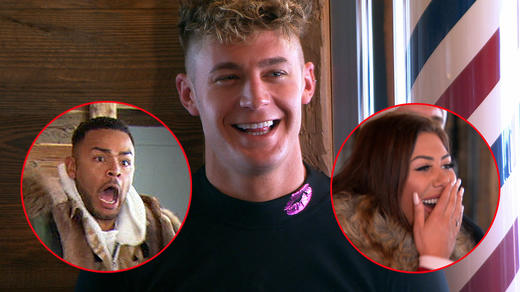 Scotty T returns to join the Geordie Shore squad