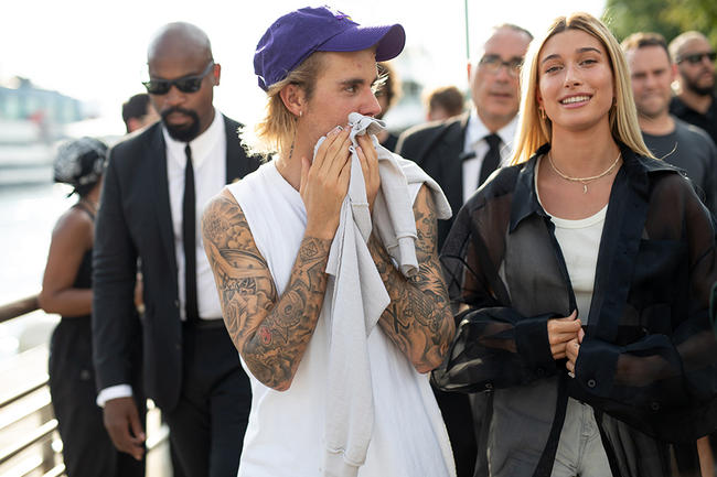 Did Justin Bieber And Hailey Baldwin Just Get Married At A