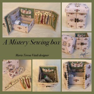 A mistery sewing box